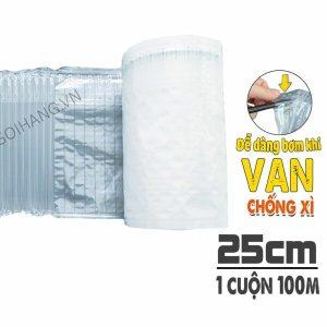 cột khí chống sốc cho hàng dễ vỡ dài 25cm