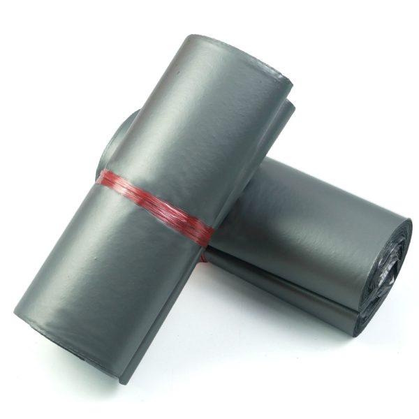 túi gói hàng túi niêm phong bạc đậm