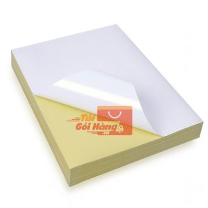 giấy in nhiệt in decal a5
