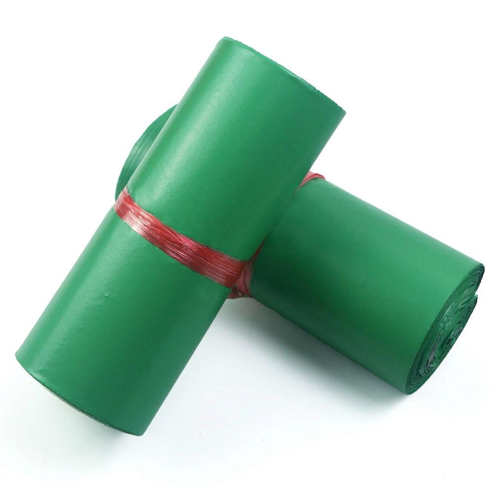 túi gói hàng túi niêm phong xanh coban